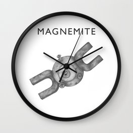Magnemite #081 Wall Clock