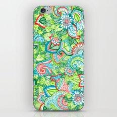 Sharpie Doodle iPhone & iPod Skin