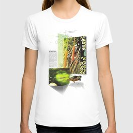 Red-Eared Turtle T-shirt