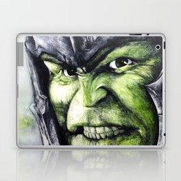 SMASH: The Hulk Laptop & iPad Skin