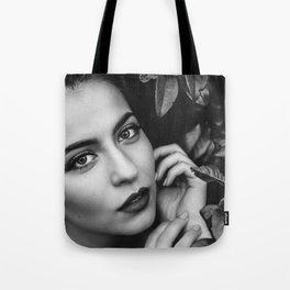 Blacknwhite Tote Bag