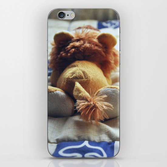 A Lonely One iPhone & iPod Skin