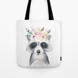 Forest Raccoon by Nature Magick Tote Bag