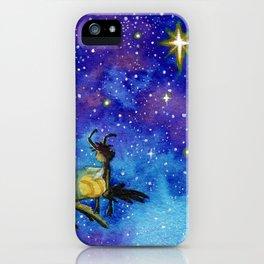 Evangeline iPhone Case