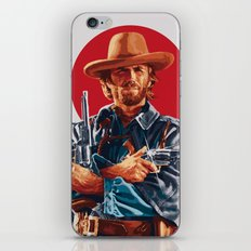The Outlaw Josey Wales iPhone & iPod Skin