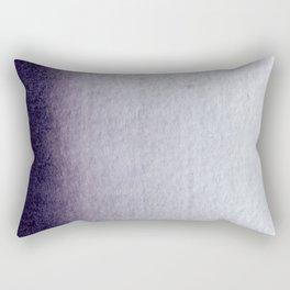 Ultra Violet Vertical Blur Rectangular Pillow
