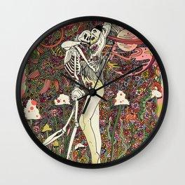 Nectar + Bone Wall Clock