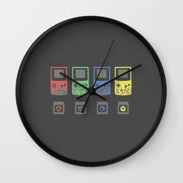 Gameboy Poke mon Wall Clock