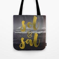 Sol & Sal Tote Bag