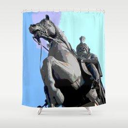 Ernst August Shower Curtain