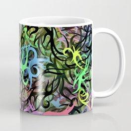 Tribal abstraction Coffee Mug