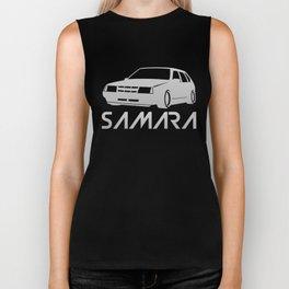 Lada Samara - silver - Biker Tank