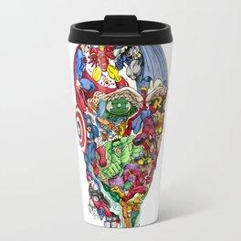 Heroic Mind Travel Mug