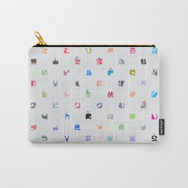 Everything and Everyone Carry-All Pouch