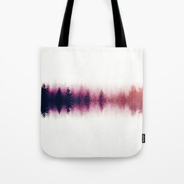 Sound waves -fall Tote Bag