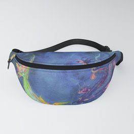 Koi fishes. Japanese fishes Fanny Pack