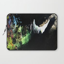 Sea Cave Laptop Sleeve