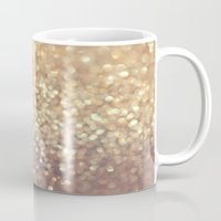 cafe Mugs featuring Cafe Latte by Lisa Argyropoulos