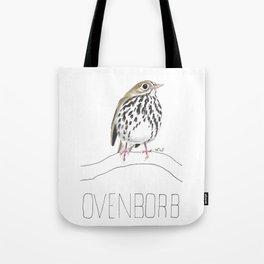 Ovenborb (Ovenbird) Tote Bag