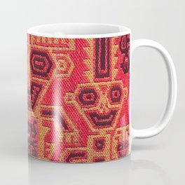 Three Monkeys Mantle Fragment Coffee Mug