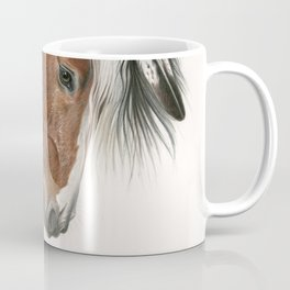 Spirit of the Horse Coffee Mug