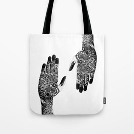 Stay Connected Tote Bag