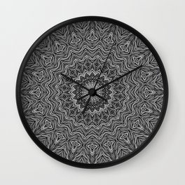 A kaleidoscope of good luck . 2 Wall Clock