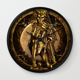 For Egypt Wall Clock