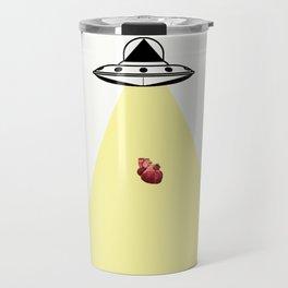 Corazón Marciano (Martians heart) Travel Mug