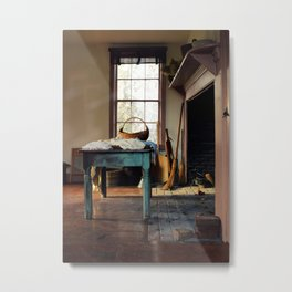 Old Tavern Kitchen Metal Print