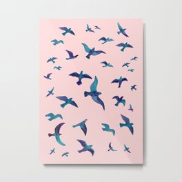 Birds II Metal Print