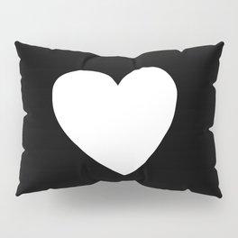 Big Heart Pillow Sham