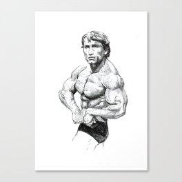 Arnold Classic Canvas Print