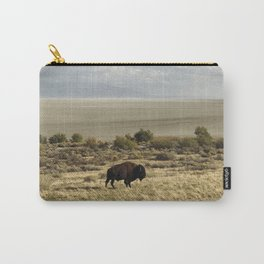 The Buffalo Bison Carry-All Pouch