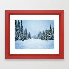 El Dorado Framed Art Print
