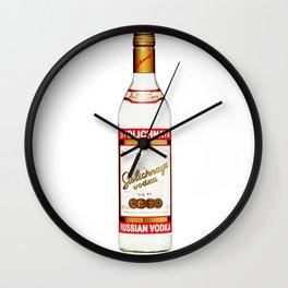 Russian style 1 Wall Clock