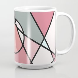 Pink graphics Coffee Mug