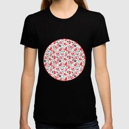 Kiss. T-shirt