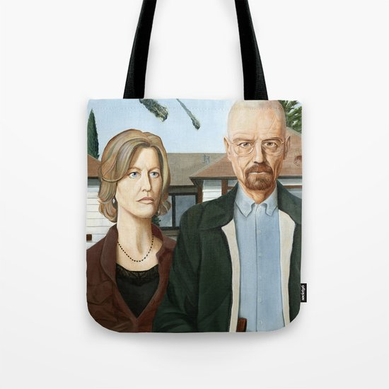 The Heisenbergs Tote Bag