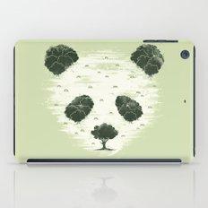 Deforestation iPad Case