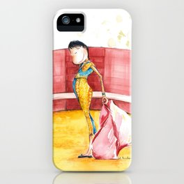 Torero iPhone Case