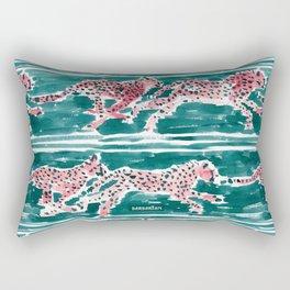 SPEEDY CHEETAHS Rectangular Pillow