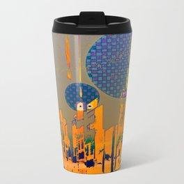 Influencers II Metal Travel Mug