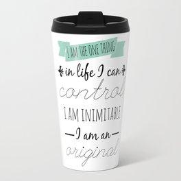 WAIT FOR IT   HAMILTON Travel Mug