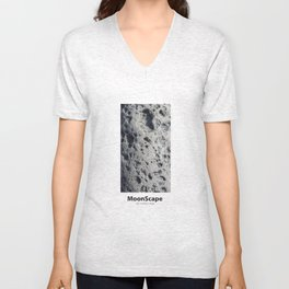 MoonScape Unisex V-Neck