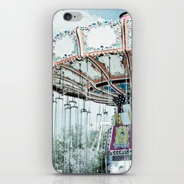 Flying Circus iPhone Skin