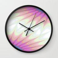 sunshine Wall Clocks featuring Sunshine by David Zydd