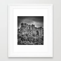 team fortress Framed Art Prints featuring Fortress by Kesslerfotos