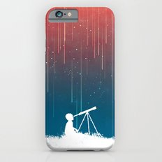 Meteor Rain (light version) Slim Case iPhone 6
