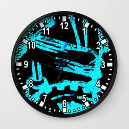 Industrious Movement Wall Clock